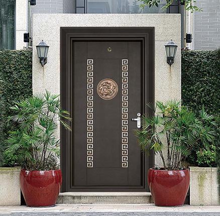不锈钢防盗门可分为哪几种?